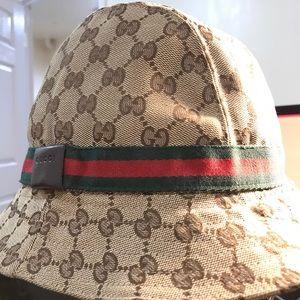 c7defa5ea Women Authentic Gucci Hat on Poshmark